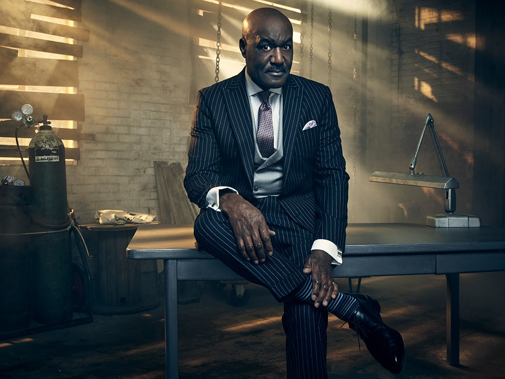 Adrian Boseman -  Delroy Lindo returns for his third season as named partner at the fictional firm.