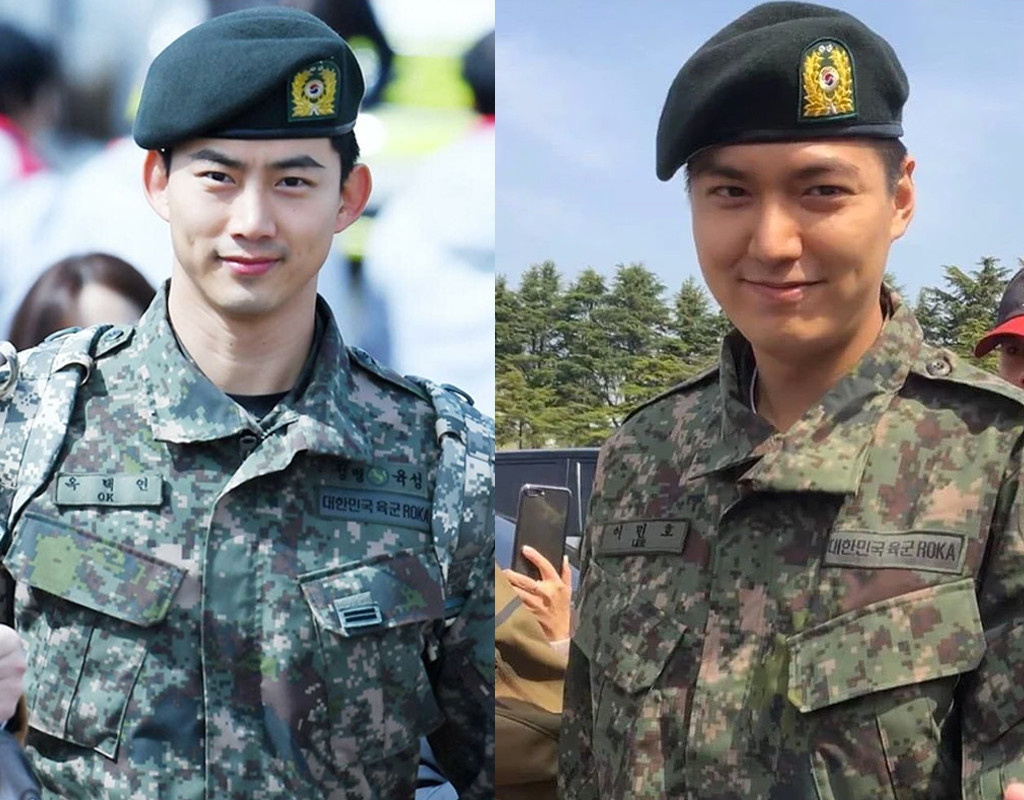 All The Korean Celebrities Who Will Be Returning From The Military in 2019