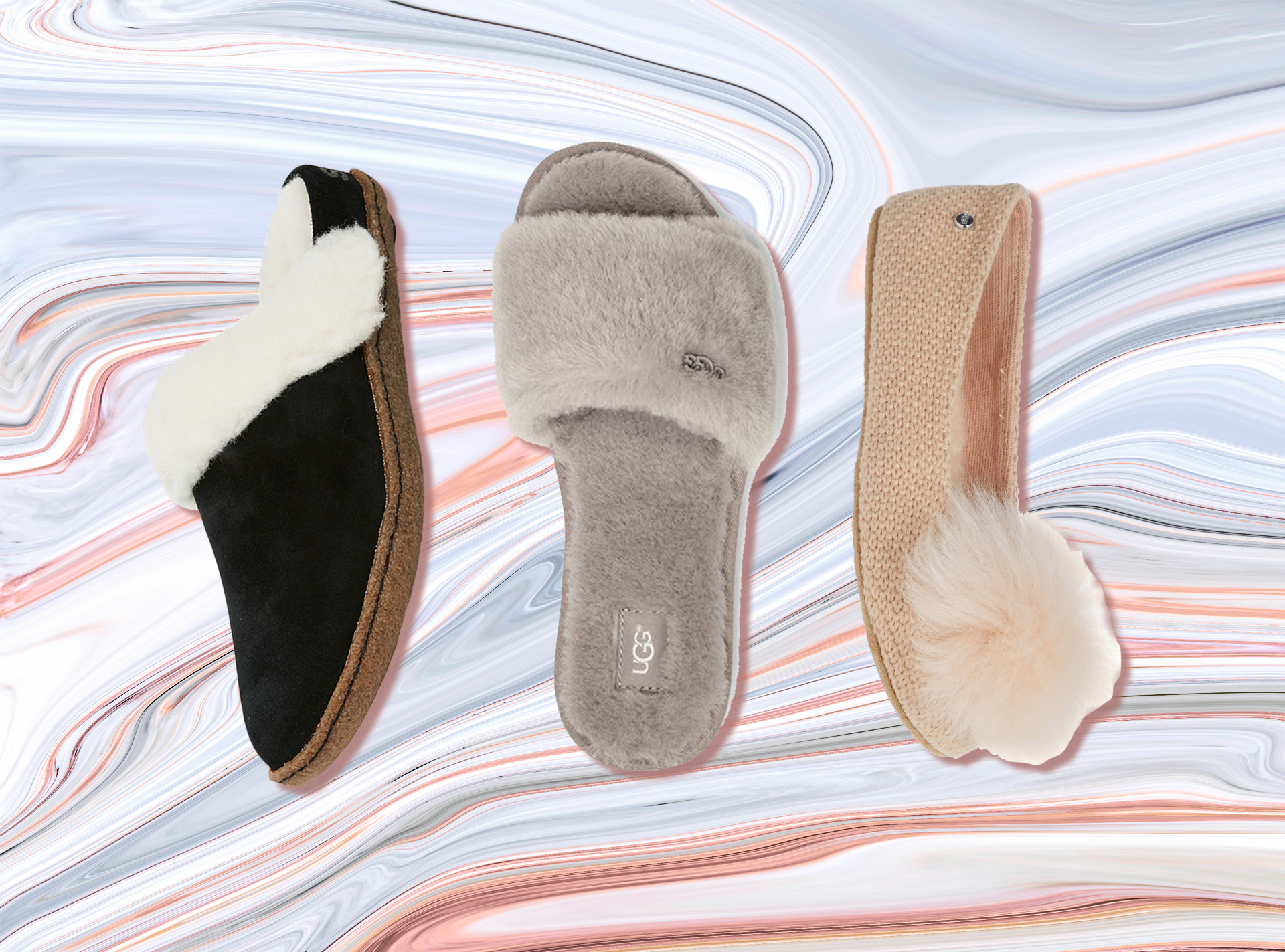 5163f351a48 Slippers You Can Actually Wear Outside | E! News Canada