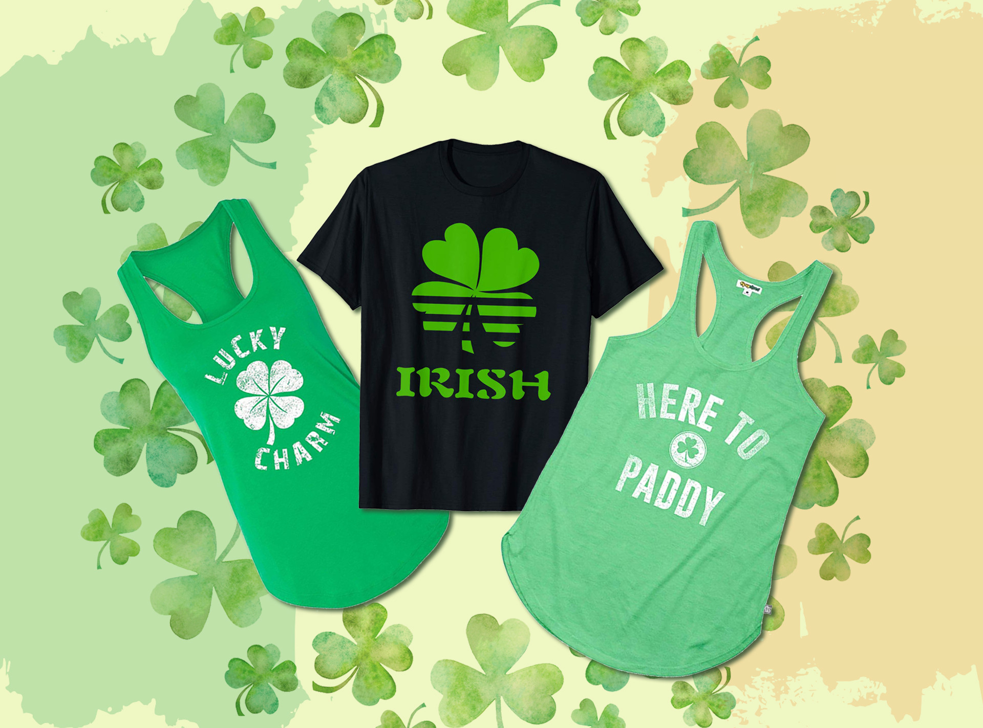 ffe065609 Shop St. Patrick's Day Graphic Tees Here | E! News