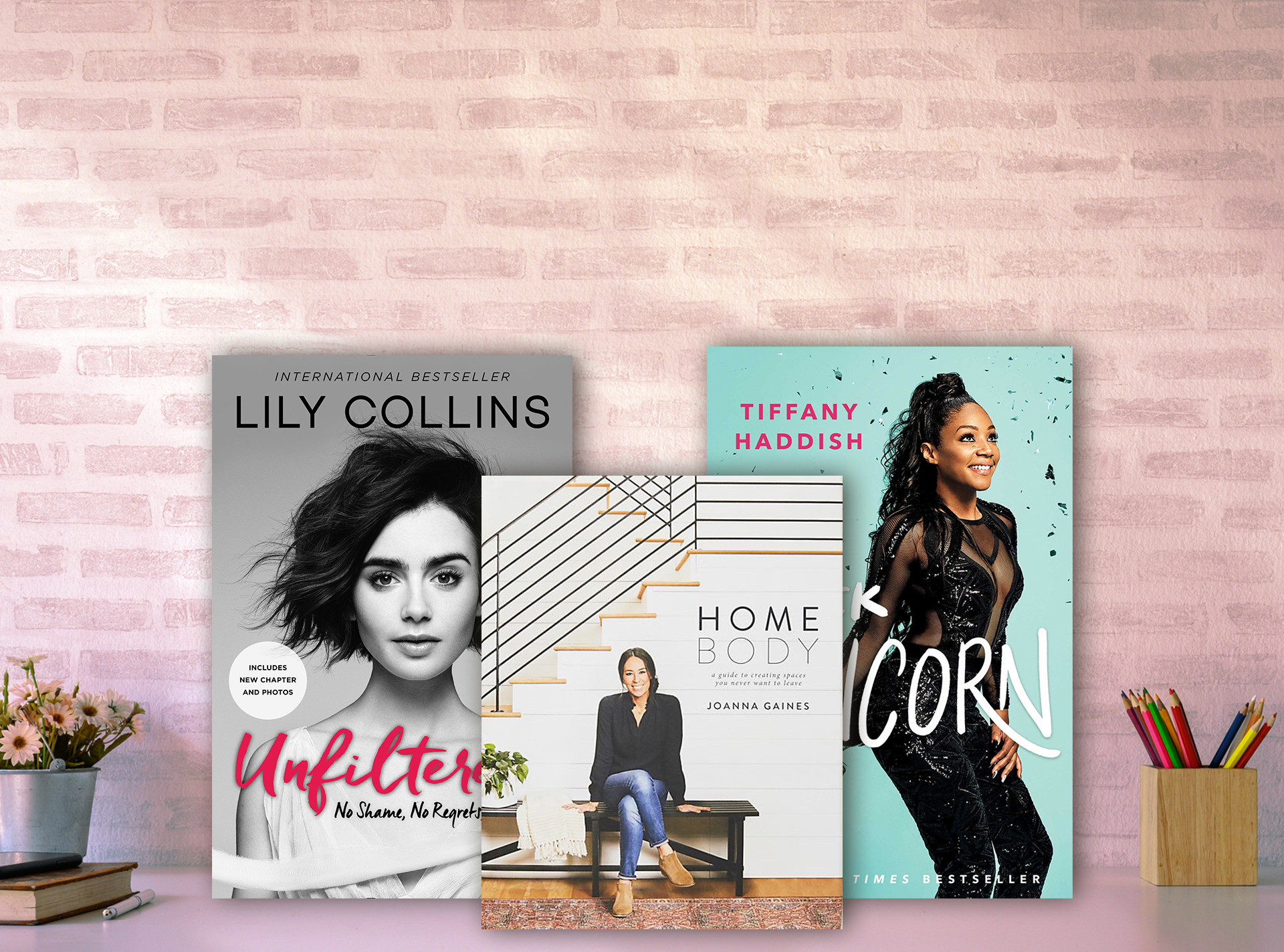 E-Comm: Boss Books for Boss Ladies