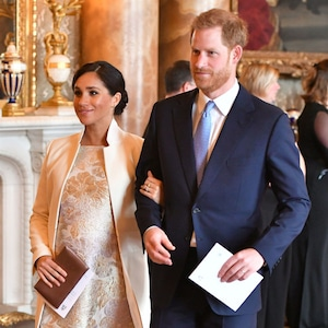 Meghan Markle, Prince Harry, Investiture of the Prince of Wales