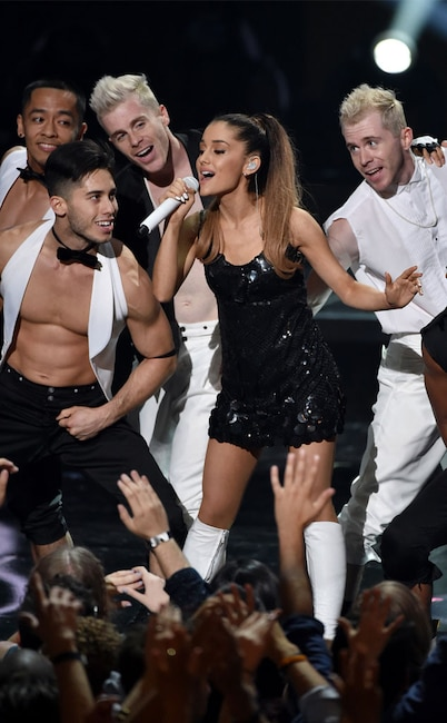 Ariana Grande, iHeartRadio Music Awards, 2014