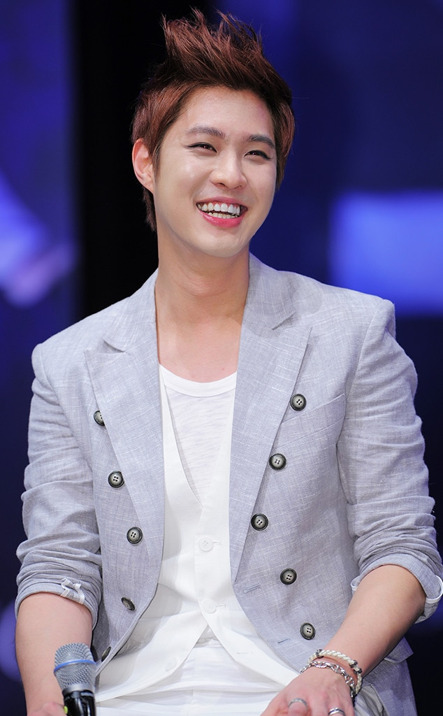 Seungho (MBLAQ) From Korean Celebrities Returning From The