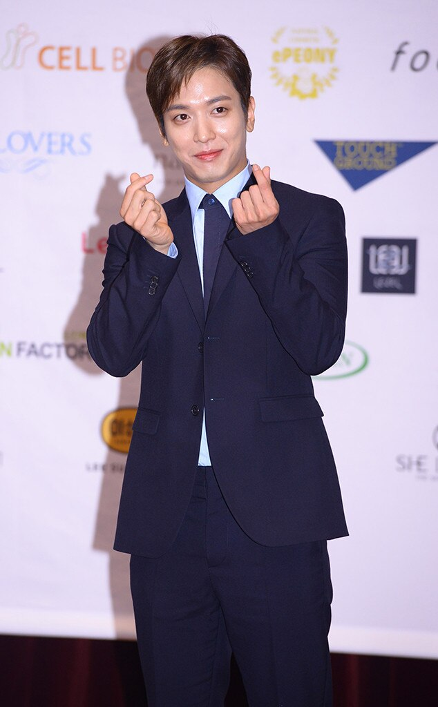 Jung Yong-Hwa (CNBLUE) from Korean Celebrities Returning