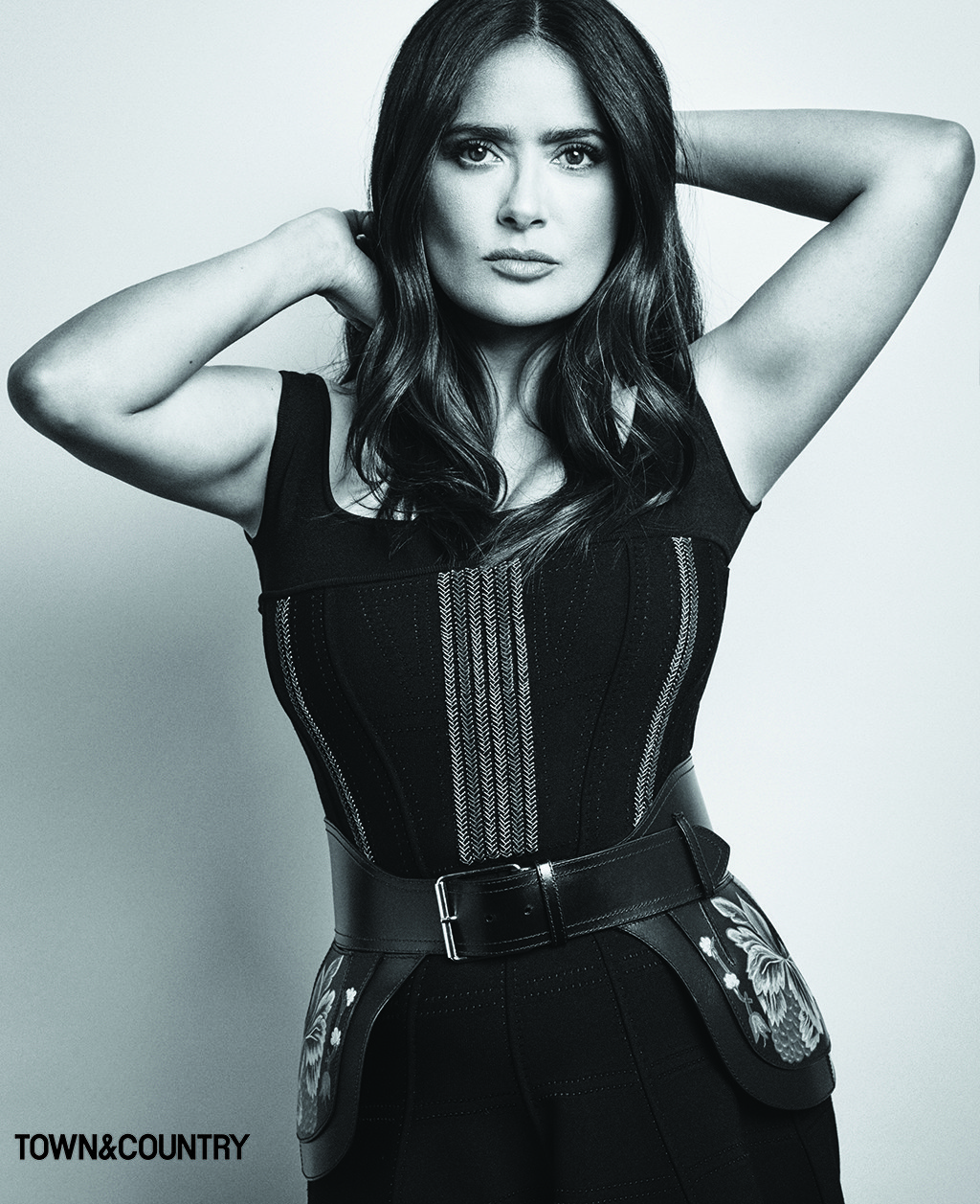 Salma Hayek, Town and Country
