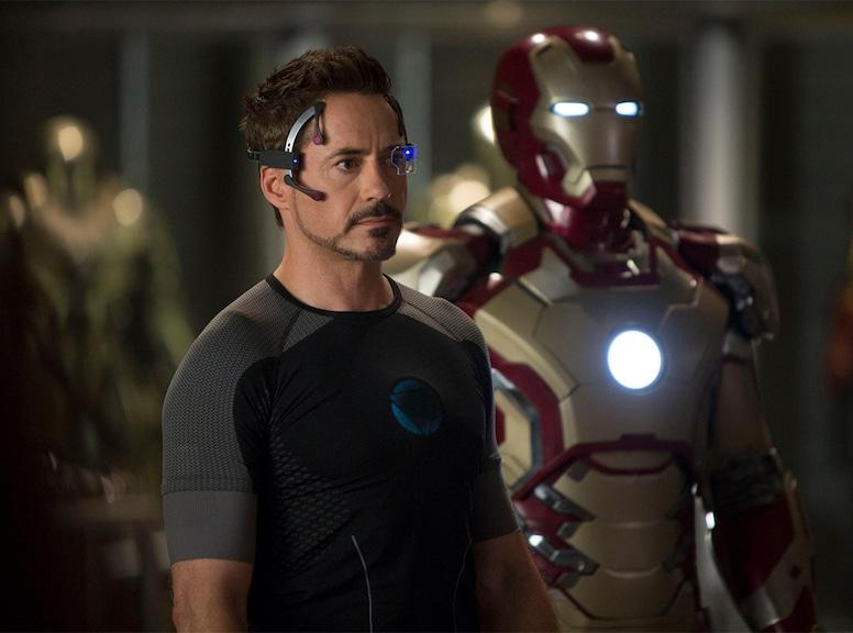 Robert Downey Jr, Iron Man, Tony Stark