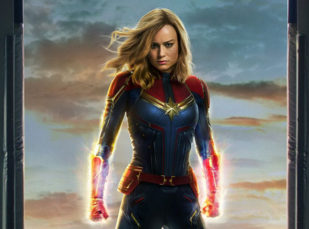 Brie Larson, Captain Marvel