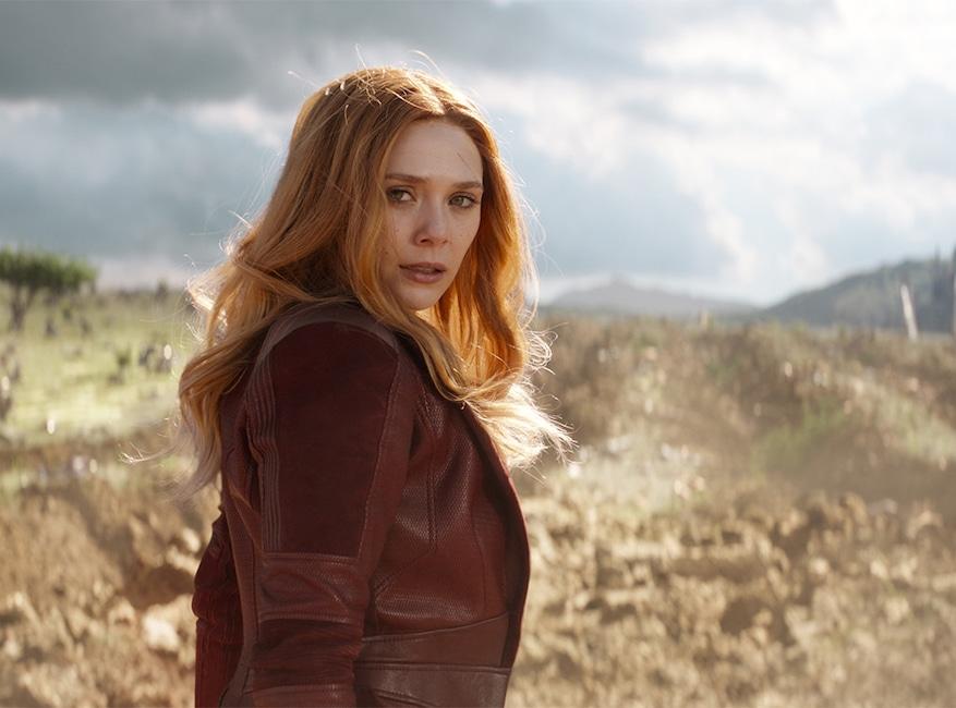 Avengers: Infinity War, Elizabeth Olsen