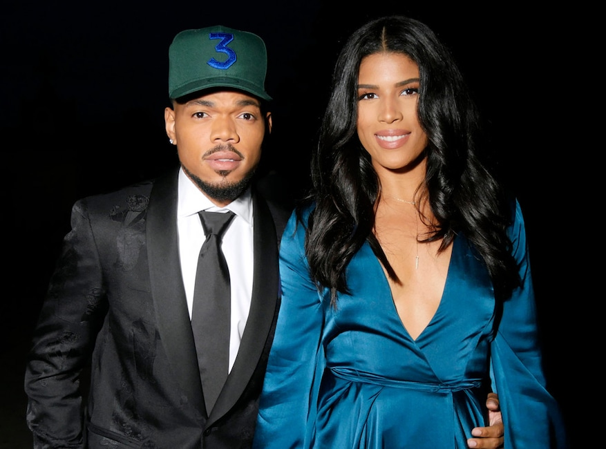 Chance The Rapper, Kirsten Corley