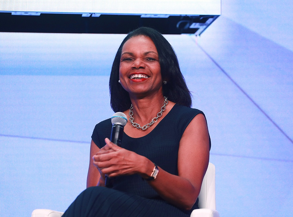 Condoleezza Rice -  The former Secretary of State was honored by the Girl Scouts during Black History Month, who stated that every female secretary of state in the history of the U.S has been a Girl Scout.