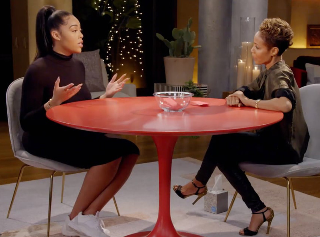 Check Out the 5 Biggest Confessions From Jada Pinkett Smith's Red ...