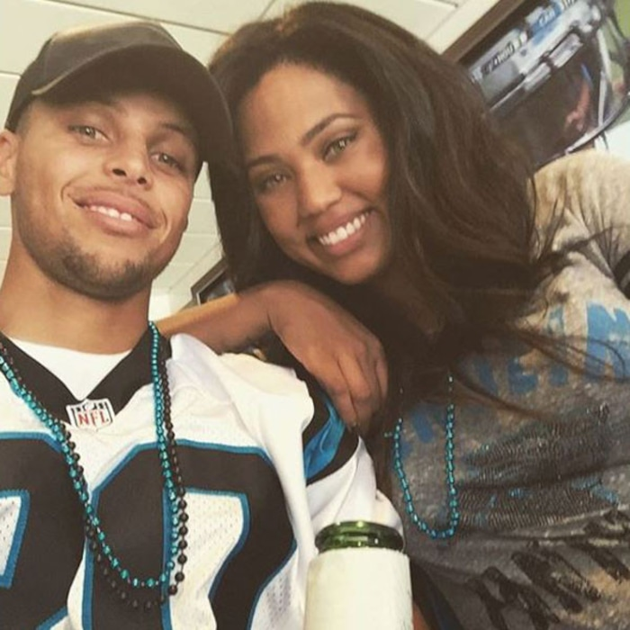 720ad62f8301 Ayesha Curry Shares How She Stops Women From   Lurking   Around Stephen  Curry