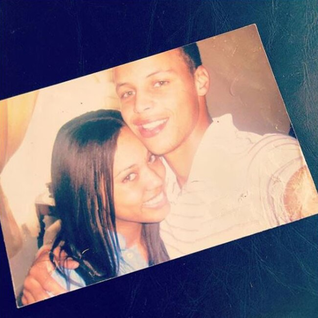 golden  warriors  couple stephen  u0026 ayesha curry u0026 39 s picture