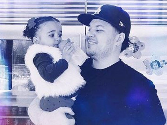 Celebrate Rob Kardashian's Birthday By Looking Back at Photos of His Greatest Gift, Daughter Dream Kardashian