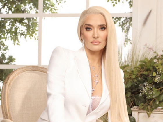 "Erika Jayne Claps Back at Critics After Posting NSFW ""Business Casual"" Pic"