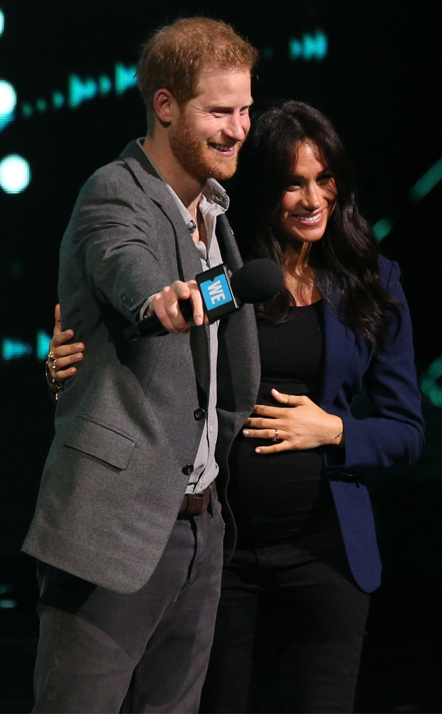 Prince Harry, Meghan Markle, WE Day