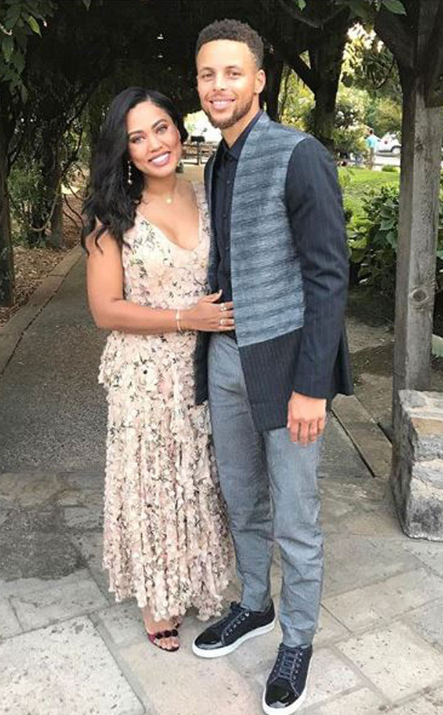 Ayesha Curry Shares How She Stops Women From ''Lurking'' Around Stephen Curry