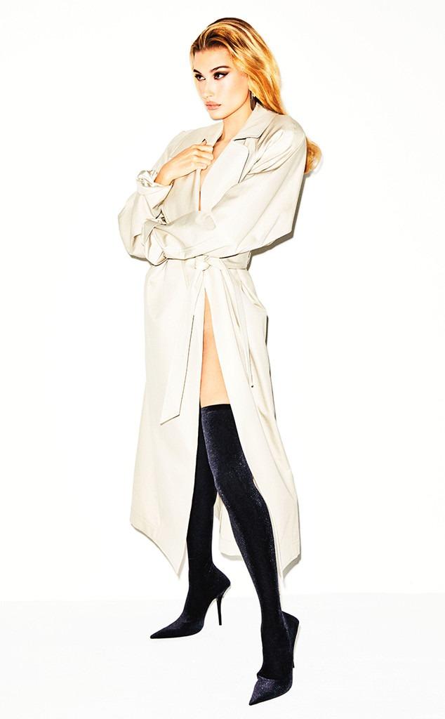 Hailey Baldwin, V Magazine
