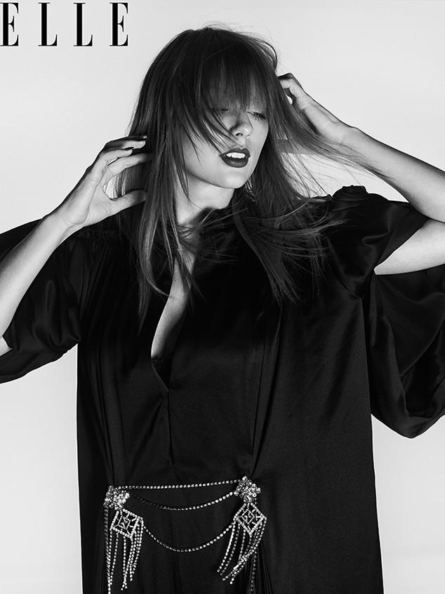Taylor Swift, Elle Magazine