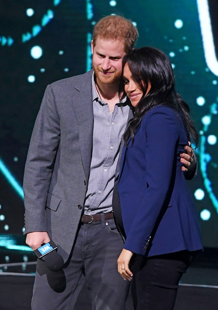 Prince Harry & Meghan Markle -  Happy family!