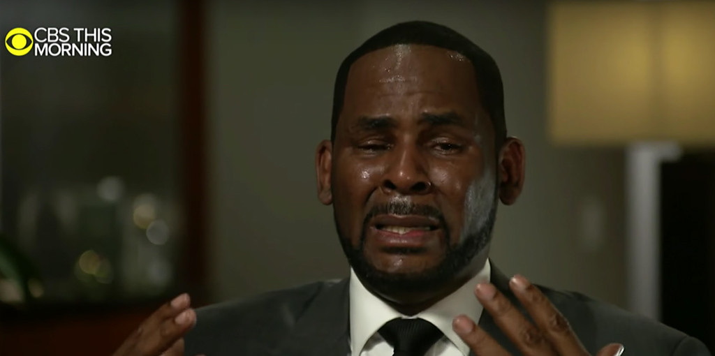 R. Kelly, CBS This Morning