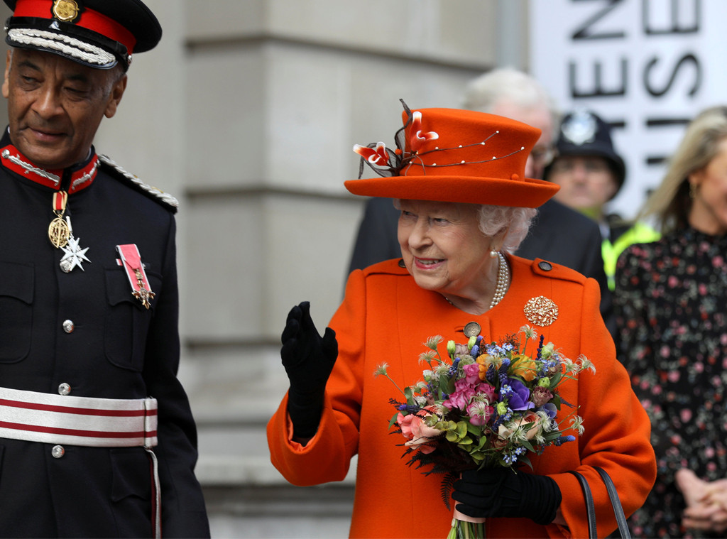 Queen Elizabeth, Science Museum Visit