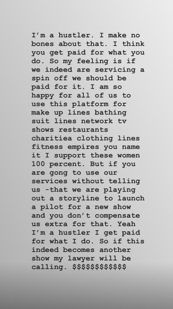 Lisa Rinna, Lisa Vanderpump, Instagram Story