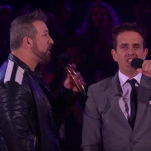 Joey Fatone, Joey McIntyre, Drop the Mic