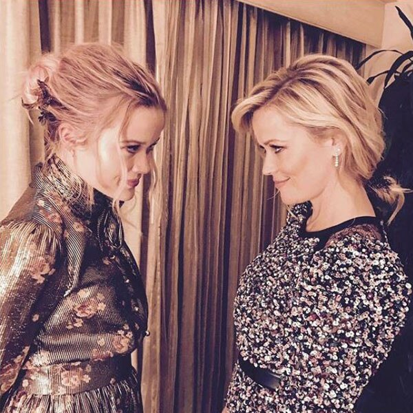 Mirror Images -  Even their side profiles match!