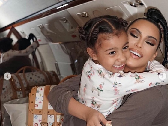 North West Just Had a Major Fashion Moment—Until Kim Kardashian Stepped In