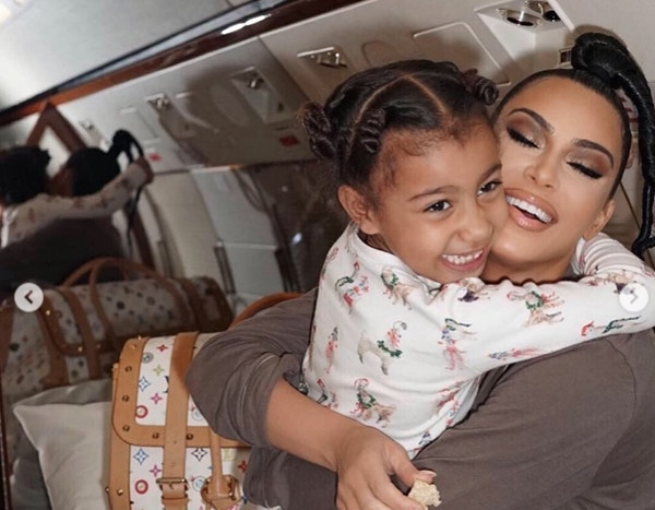 Here's the Sweet Reason North West Set Up a Yeezy-Inspired Lemonade Stand With Kim Kardashian and Kanye West