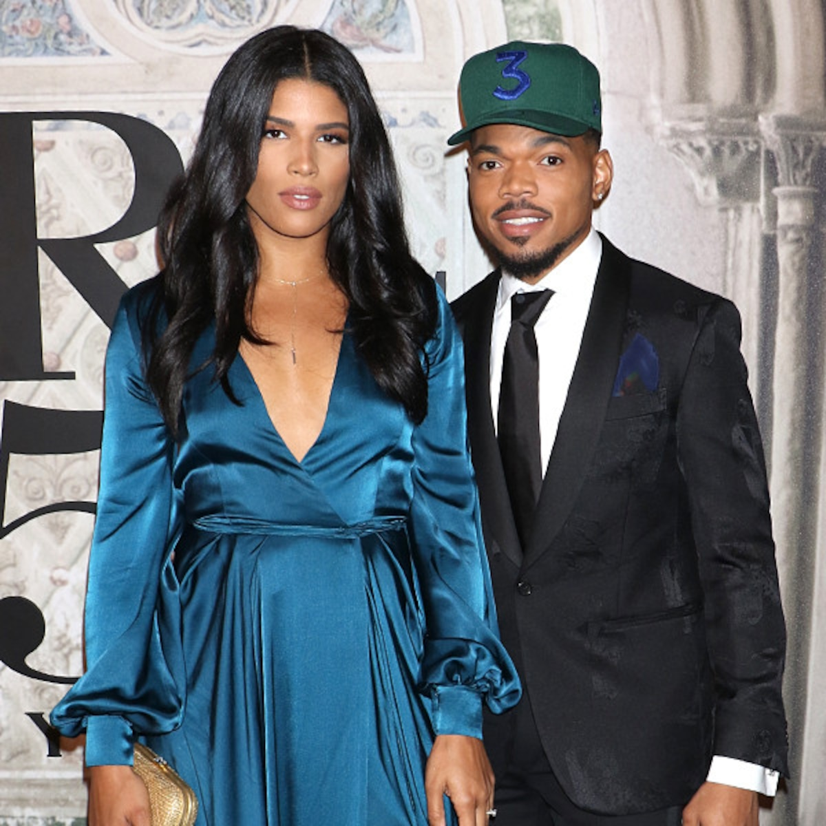Chance The Rapper Says His Wife Saved His Life By Being Celibate E Online