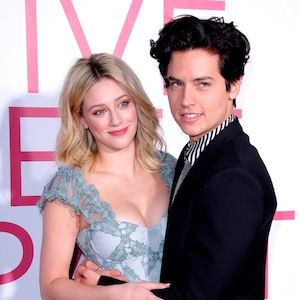Cole Sprouse, Lili Reinhart, Five Feet Apart Premiere
