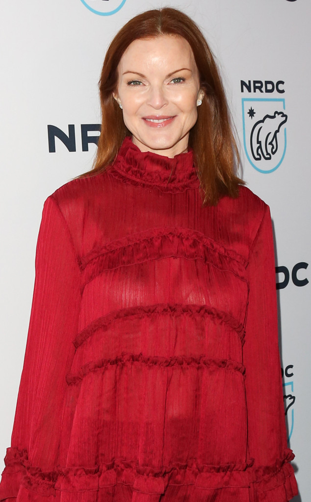 Marcia Cross, Pilot casting gallery