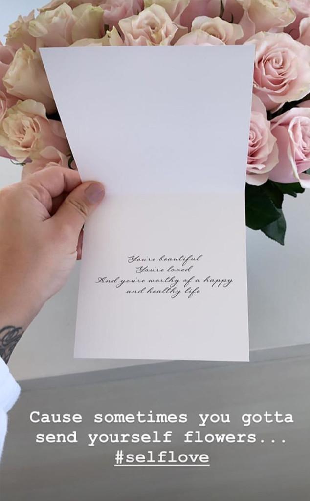 Demi Lovato, Flowers