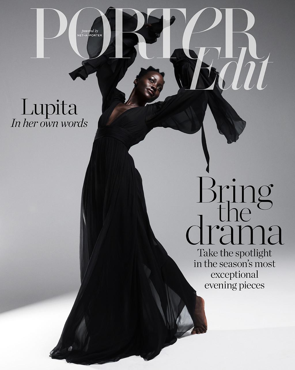 Lupita Nyongo, NET PORTER