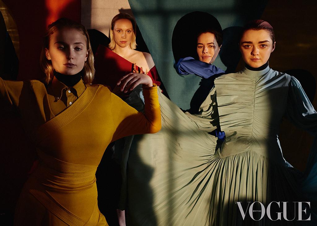 British Vogue, Game of Thrones