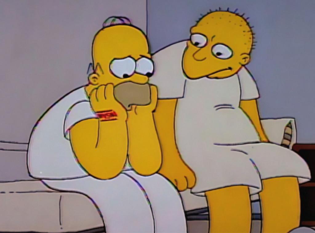 Michael Jackson, The Simpsons