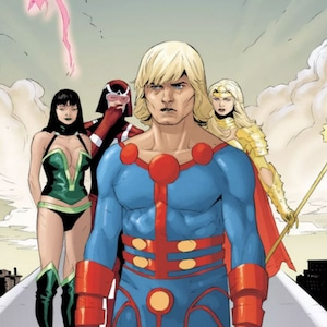 The Eternals, Marvel