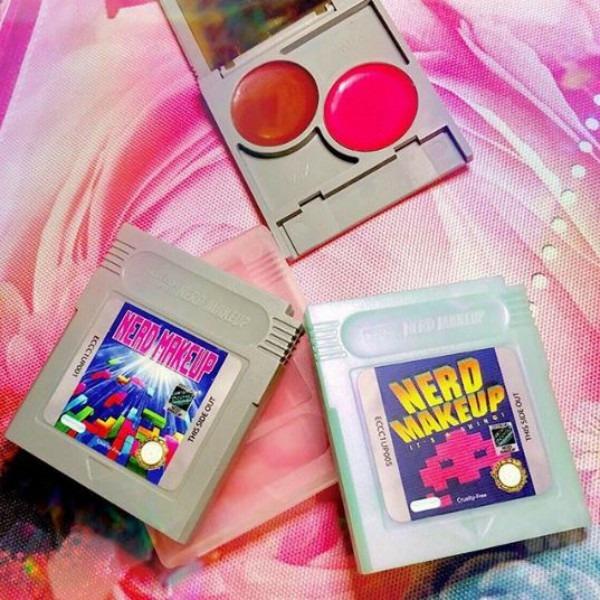 Paleta de make, cartucho de Game Boy