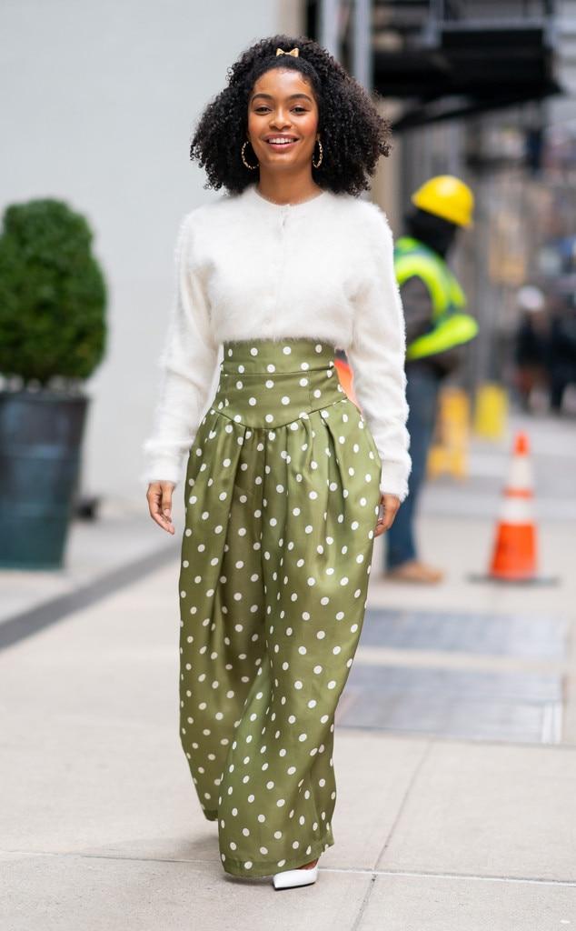 Yara Shahidi -  Super cool!