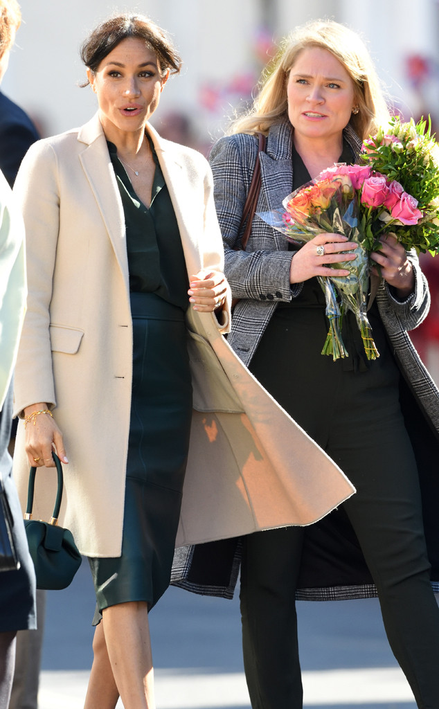 Meghan Markle, Assistant Amy Pickerill