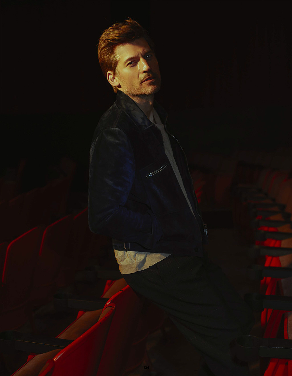 Nikolaj Coster-Waldau, Esquire Singapore April 2019