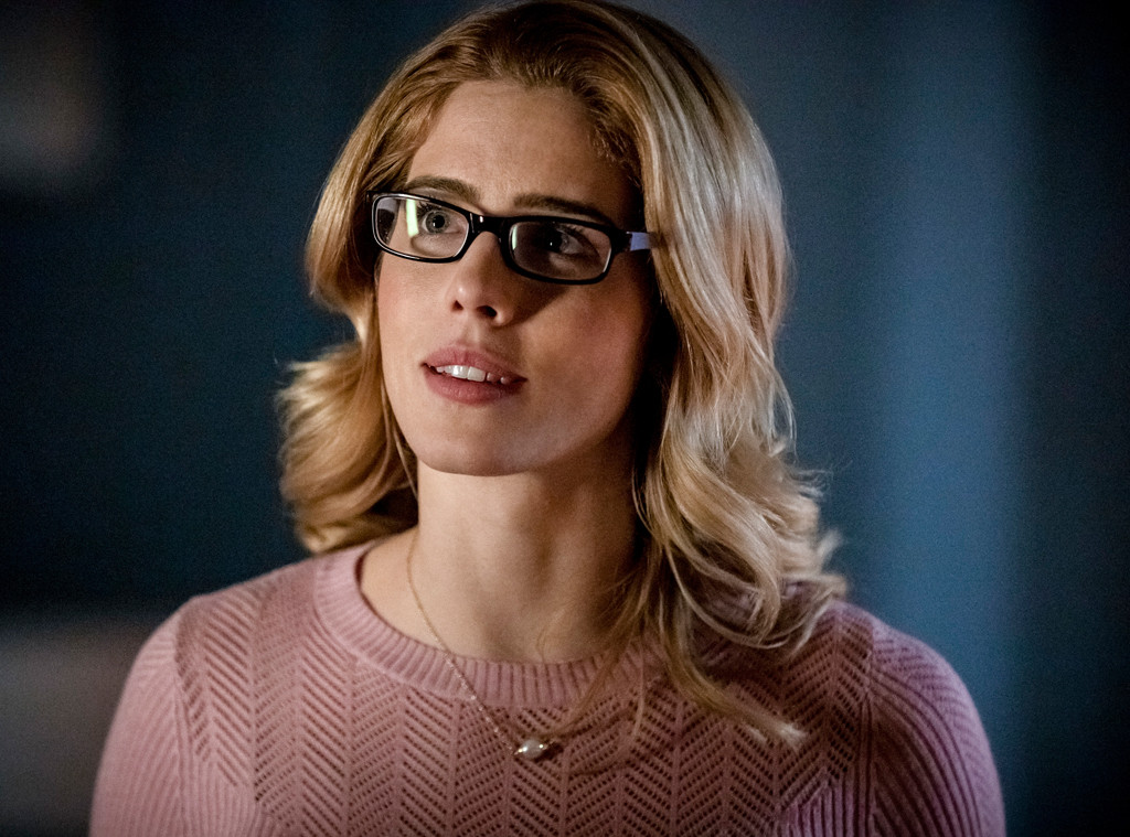 Emily Bett Rickards, Arrow