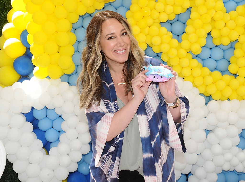 "Westfield Culver City -  Proud mom  Haylie Duff  celebrates the launch of Pikmi DoughMis from Moose Toys. ""My girls are so obsessed with @PikmiPops,"" she wrote on  Instagram ."