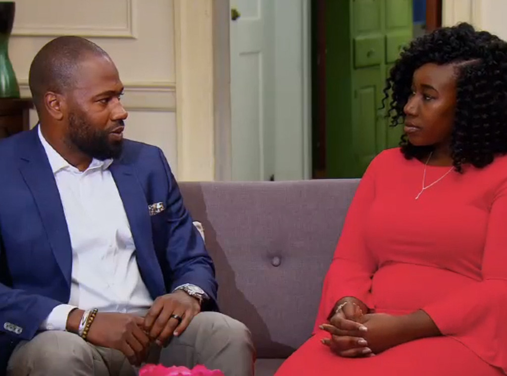 Married at First Sight, Jasmine McGriff, Will Guess