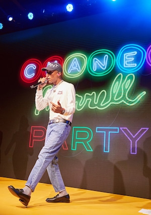 Pharrell, Chanel Pharrell Party, Seoul