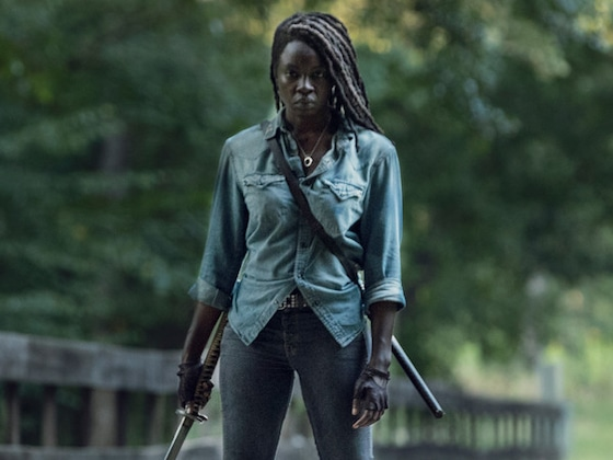 <i>The Walking Dead</i> Comic-Con Panel Confirms Danai Gurira's Exit and Premieres New Trailer