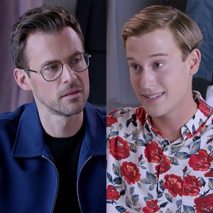 Brad Goreski, Tyler Henry, Hollywood Medium 407